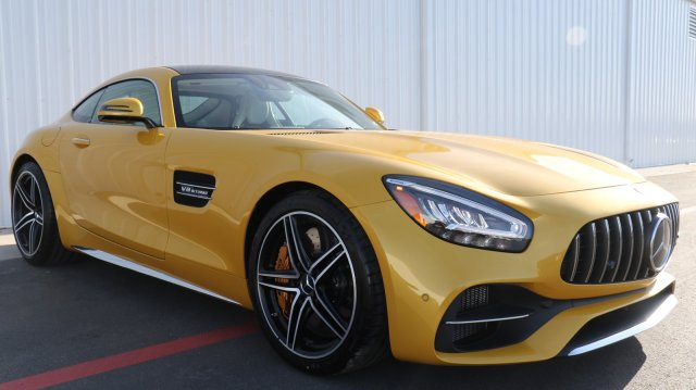 Certified Pre-Owned 2020 Mercedes-Benz GT C