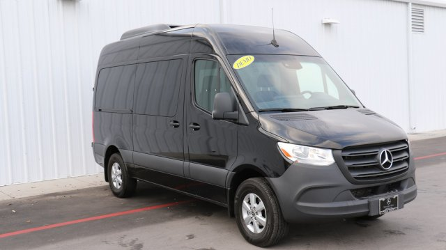 Certified Pre-Owned 2019 Mercedes-Benz Sprinter Passenger 144 WB