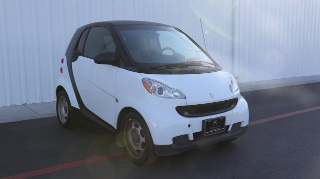 Pre-Owned 2012 smart smart fortwo coupe Pure