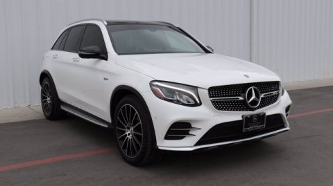 Certified Pre-Owned 2018 Mercedes-Benz GLC GLC 43 AMG®